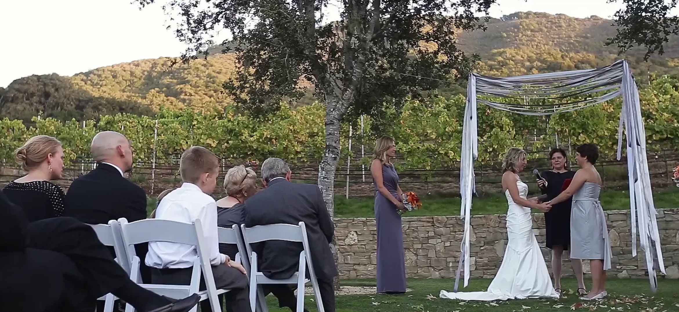 Carmel Ranch Wedding Videographer