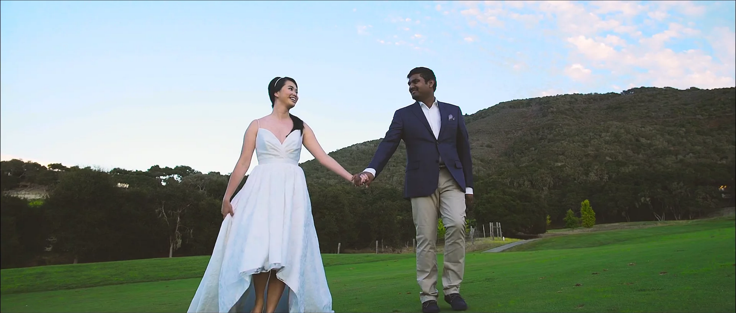 Atridge & Pauline || Pebble Beach and Carmel Valley Ranch