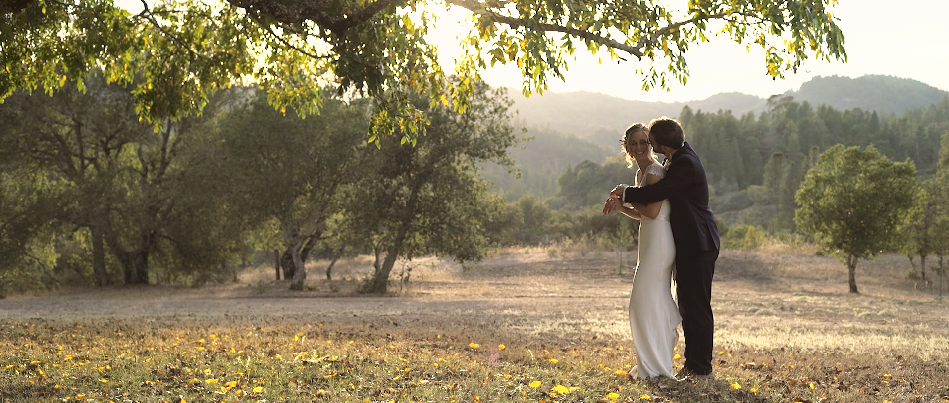triple s ranch Calistoga wedding videographer