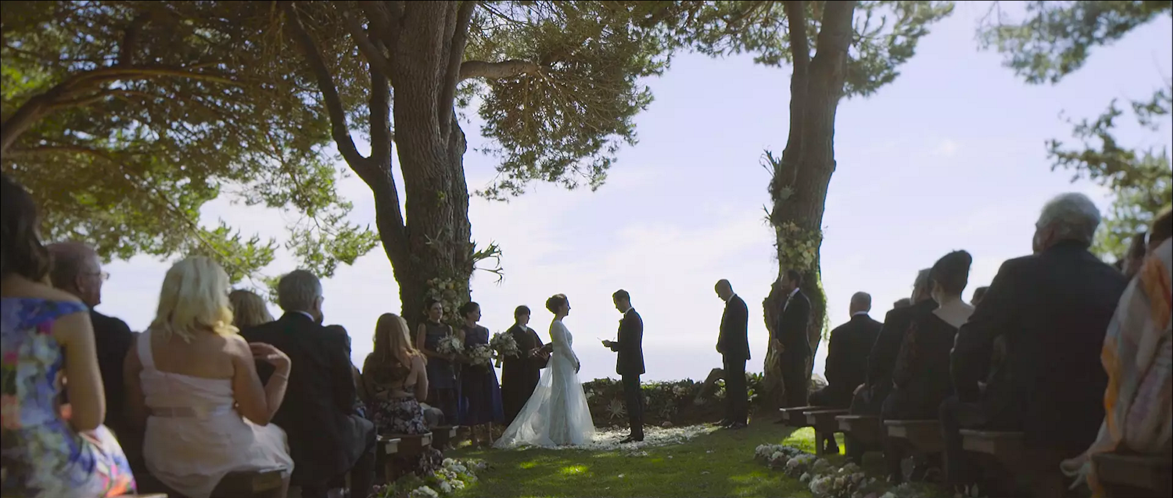 Big Sur Wedding Videographer