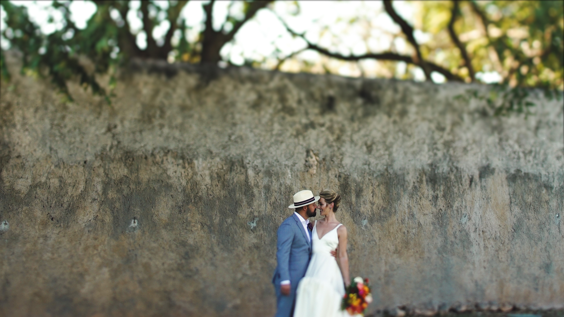 Magical Destination Wedding Video at Hacienda Sac Chic Merida Mexico KindleWood Films